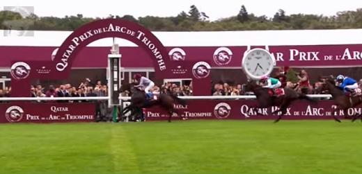 5th Oct 2014 - Qatar Prix De L'Arc De Triomphe result